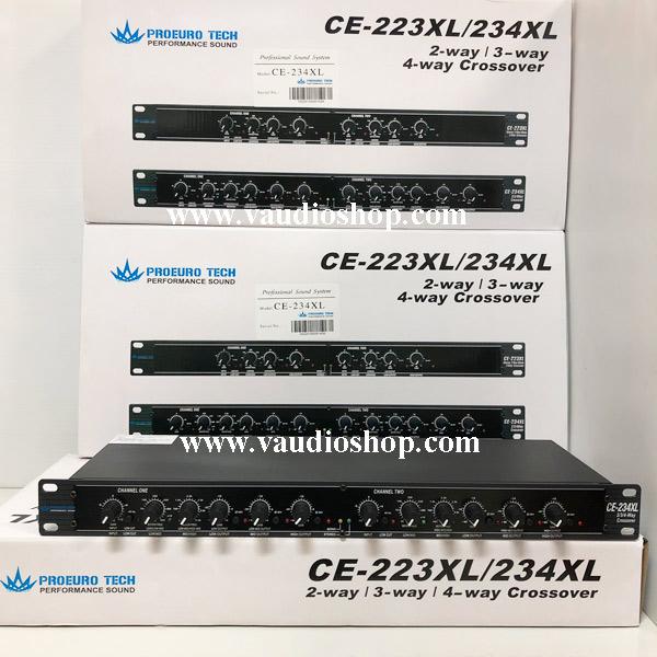 Crossover EUROTECH CE-234XL สีดำ