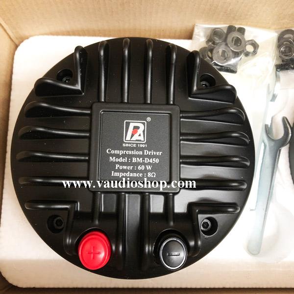 ทวิตเตอร์ Unit Driver P.AUDIO รุ่น BM-D450II