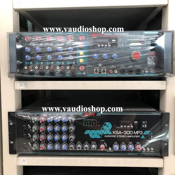 Karaoke Stereo Amplifier NPE KSA-300MP3