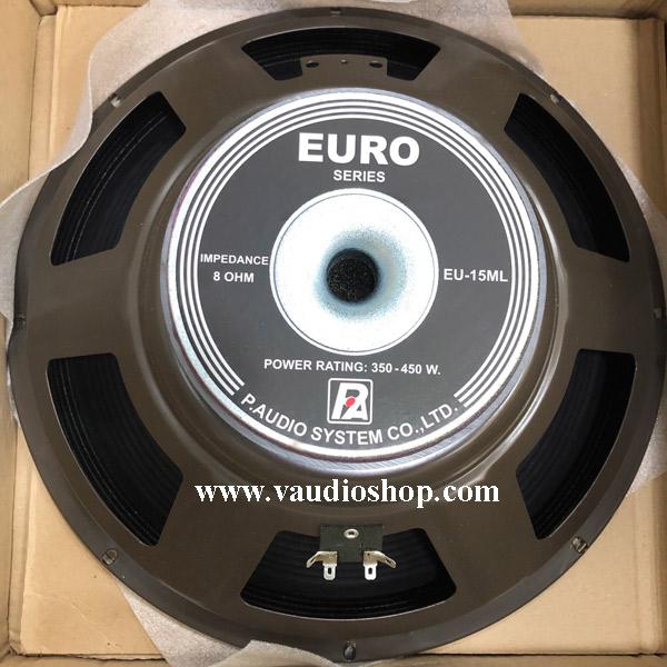 ดอกลำโพง 15 นิ้ว P.AUDIO รุ่น EURO EU-15ML