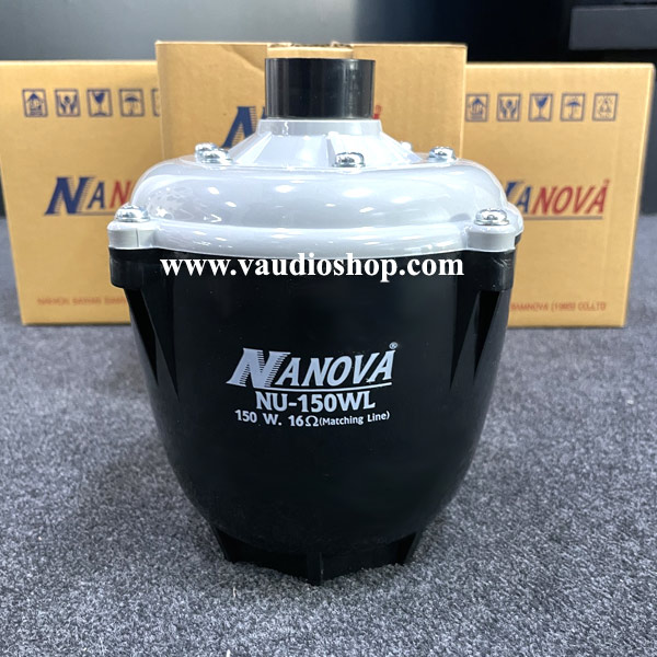 ยูนิตฮอร์น NANOVA 150WL มีไลน์ รุ่น NU-150WL