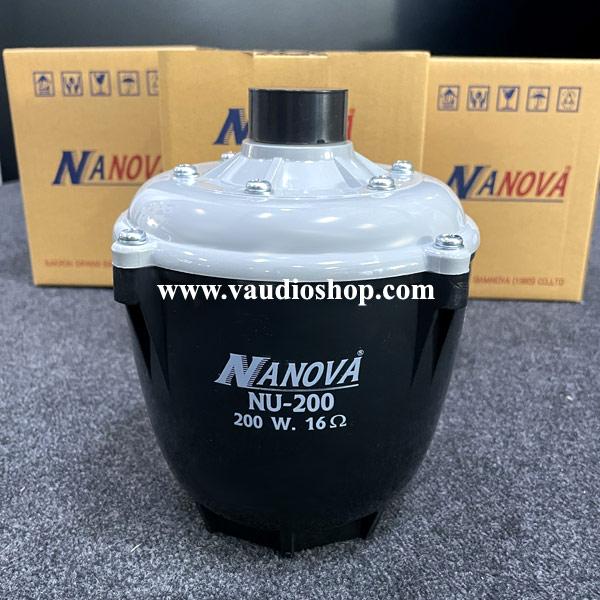 ยูนิตฮอร์น NANOVA 200W รุ่น NU-200