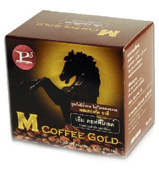 กาแฟเอ็มคอฟฟี่โกลด์ พีไฟว์ (M Coffee Gold P5)ราคาพิเศษสุดๆ4xx