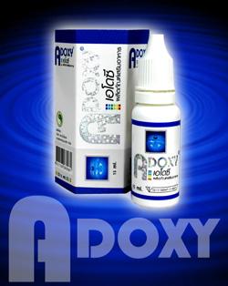 Adoxy เอโดซี ออกซิเจนน้ำราคาพิเศษสุด