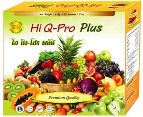 ไฮคิว โปรพลัส ( Hi Q-Pro plus )ราคาส่ง5xx