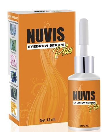 NUVIS (นูวิส) เซรั่ม ปลูกผม ขน คนผมร่วง ผมบาง