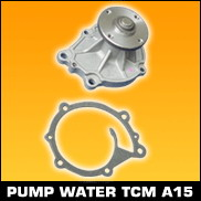 PUMP WATER TCM A15