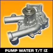 PUMP WATER  TOYOTA IZ