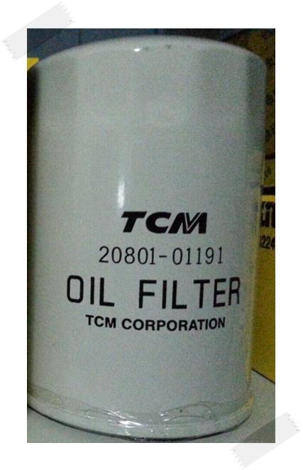 หม้อกรองTCM OIL FILTER 20801-01191
