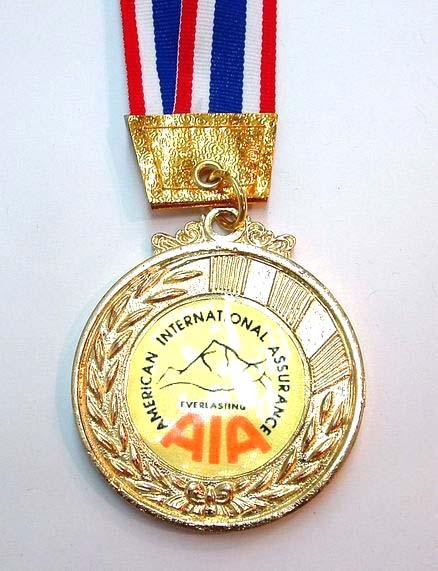 เหรียญรางวัล m 007