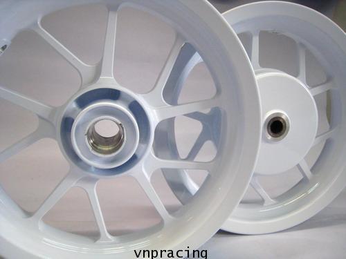 ล้อแม็ก Daichi แม็กไดอิจิ RACING59 ขาว