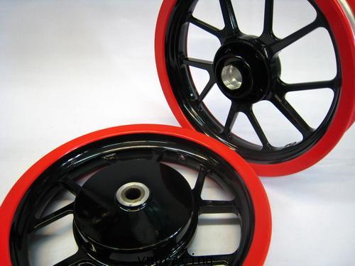 ล้อแม็ก Daichi แม็กไดอิจิ RACING59 ดำแดง