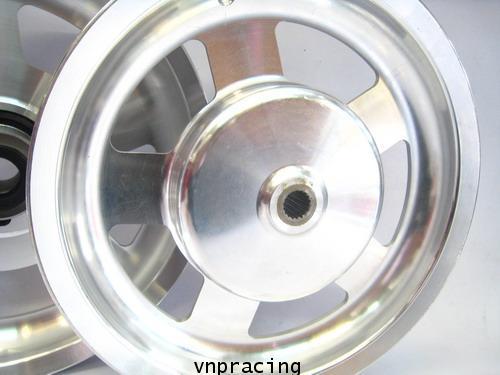 แม็กฉลุลายคุณภาพ BSC ลาย L01-5 กลึงเงา (สินค้าหมด)