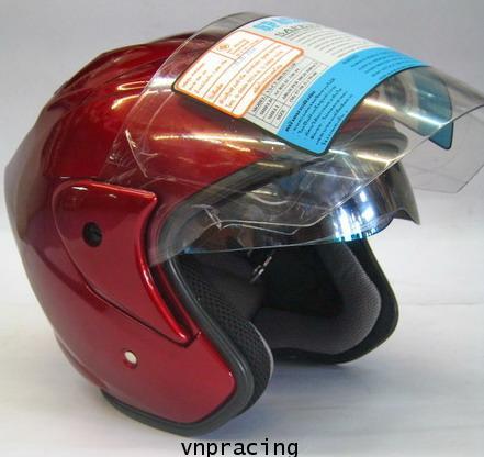 หมวกกันน๊อค SPACE CROWN รุ่น NEW PHOENIX