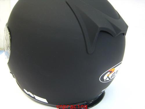 หมวกกันน็อต REAL 998 ดำด้าน 2