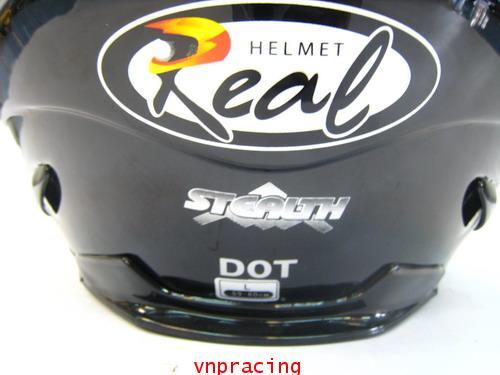 หมวกกันน็อต REAL(เลิกผลิต) 5
