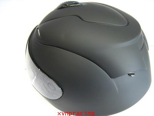 หมวกกันน็อต REAL Stealth ดำด้าน (เลิกผลิต) 2