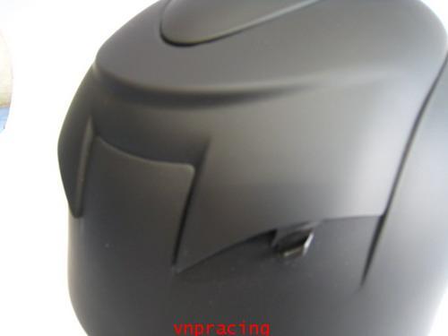 หมวกกันน็อต REAL Stealth ดำด้าน (เลิกผลิต) 6