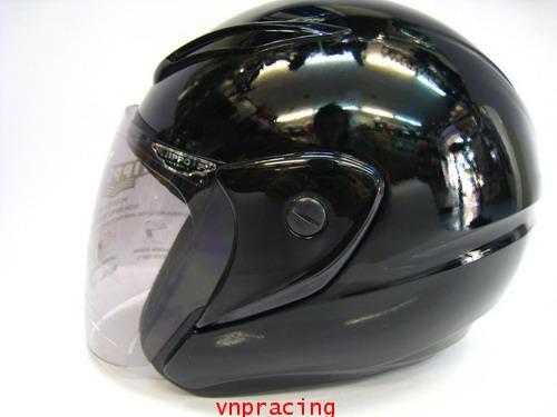 หมวกกันน็อค NIPPON BLADE สีดำ  (สินค้าหมด)