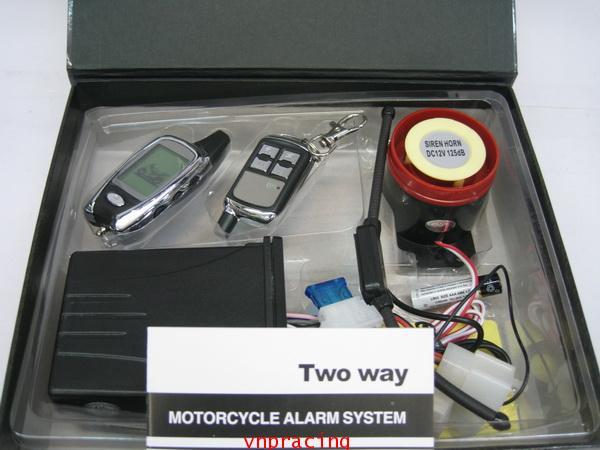 สัญญาณกันขโมย ทูเวย์ auto code(เลิกผลิต)
