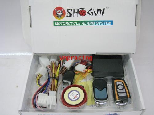 สัญญาณกันขโมย  SHOGUN ตรงรุ่น CLICK125-I