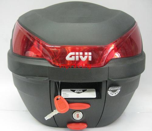 กล่องท้ายรถมอเตอร์ไซค์ GIVI รุ่น B27N 27 ลิตร