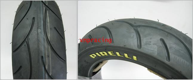 ยางนอก PIRELLI GTS24 130/70-12
