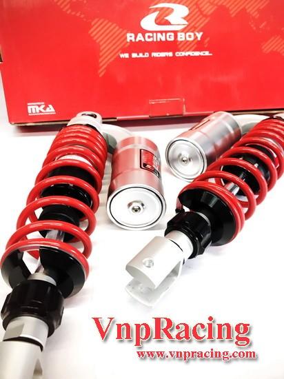 โช๊คอัพ RACING-BOY รุ่น SB-SERIES N-MAX ปรับรีบาวด์ แก๊สแท้ 6