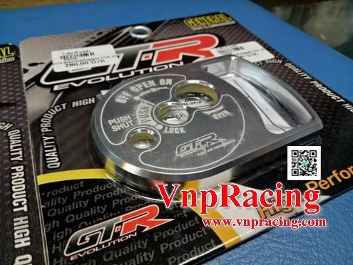 ครอบสวิทย์กุญแจ AEROX งาน CNC GTR 3