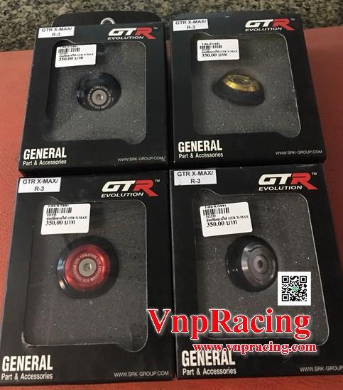 น๊อตปิดจานไฟ X-MAX งานCNC GTR