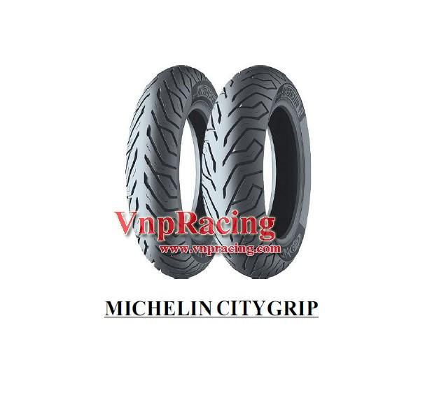 ยางนอกมิชลิน ซิตี้ กิ๊พขอบ13นิ้ว 110,130/70-13 สำหรับ N-MAX