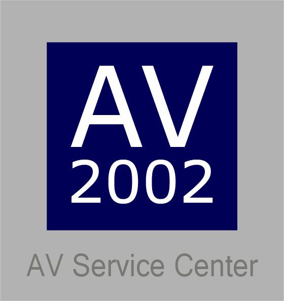 บริษัท เอวี เซอร์วิสเซ็นเตอร์ 2002 จำกัด - โทร. 02-887-8232, 35