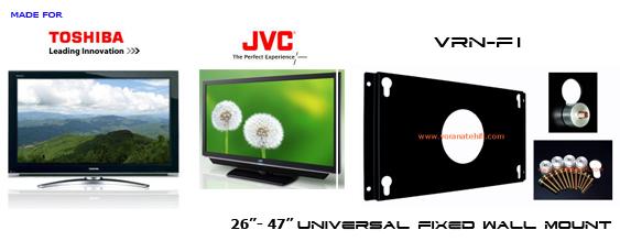 ขาแขวน LCD TV รุ่น VRN-F1