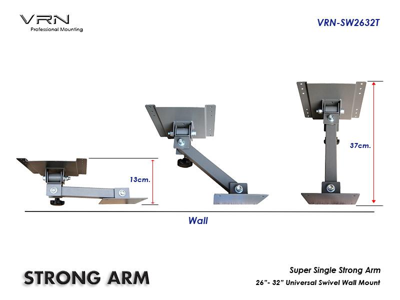 ขาแขวน LCD TV รุ่น VRN-SW2632T..... 3