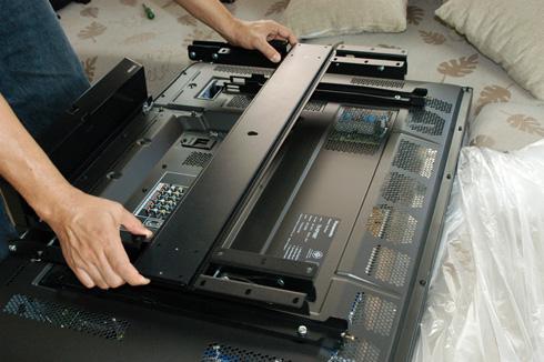 ขาแขวน LCD,LED,PLASMA TV รุ่น VRN-A1 (32-55 inch Displays) 6