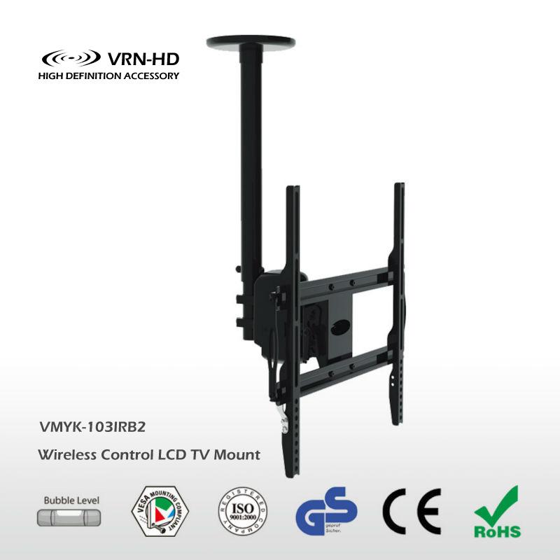 Motorized TV Mounts with Wireless Control_VMYK-103IRB2