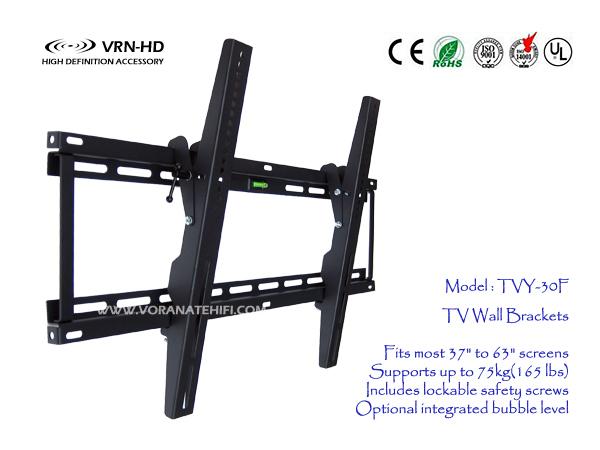 ขาแขวน LCD,LED TV 37 - 63 นิ้ว แบบก้มหน้าจอได้รุ่น TVY-30F