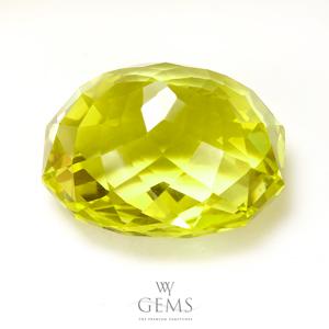 เลมอนควอตซ์ (Lemon Quartz) 38.97 กะรัต 2