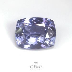 แซปไฟร์สีม่วง (Purple Sapphire) 1.66 ct สีม่วง