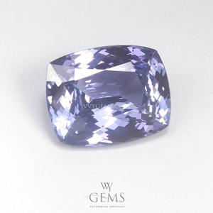 แซปไฟร์สีม่วง (Purple Sapphire) 1.66 ct สีม่วง 1