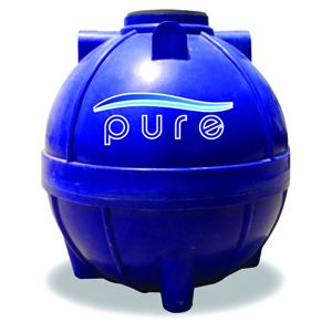 ถังเก็บน้ำฝังใต้ดิน PURE รุ่น PU-600 (600 ลิตร)