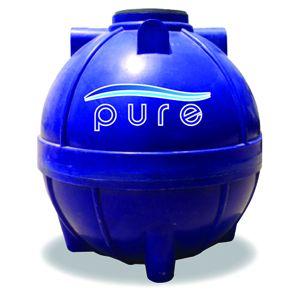 ถังเก็บน้ำฝังใต้ดิน PURE รุ่น PU-800 (800 ลิตร)