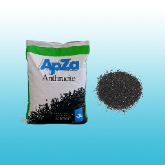 สารกรองน้ำ แอนทราไซต์ Apza Anthracite