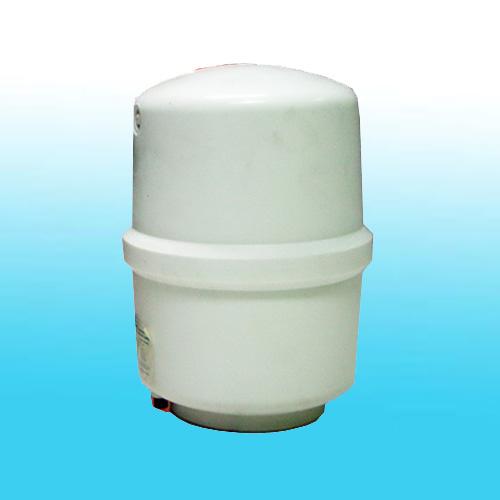 Fiberglass Pressure tank แท็งค์เก็บน้ำไฟเบอร์กลาสสำหรับเครื่องกรองน้ำระบบ RO ความจุ 4 แกลลอน