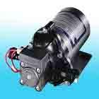 ปั๊มจ่ายน้ำเชอร์โฟร์ Delivery Pump SHURFLO 3 GPM (สีน้ำเงิน),Water Pump