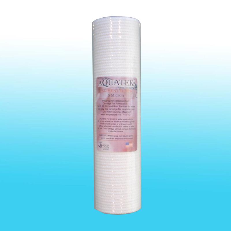 ไส้กรองน้ำ Extra PP Apuatek 05-10