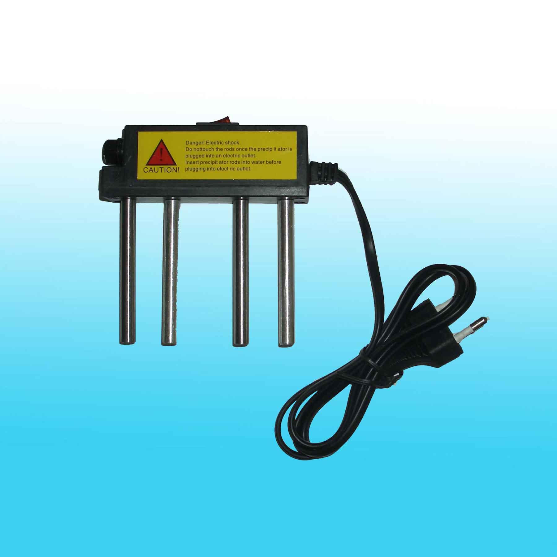 เครื่องแยกสาร (Electrolysis),เครื่องตรวจสนิมเหล็กในน้ำ,เครื่องซ็อตน้ำ