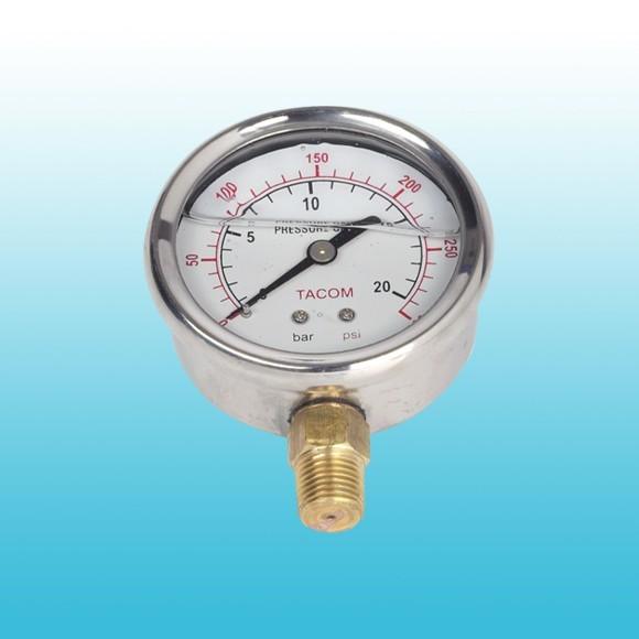 เพรสเชอร์เกจน้ำมัน,Pressure Gauge TACOM PG 300