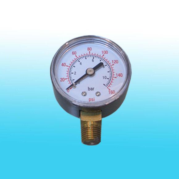 เพรสเชอร์เกจ,Pressure Gauge 160 psi