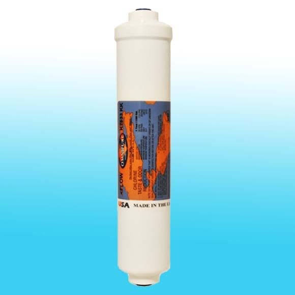 ไส้กรองน้ำ Omnipure Inline Post Carbon ขนาด 12 นิ้ว